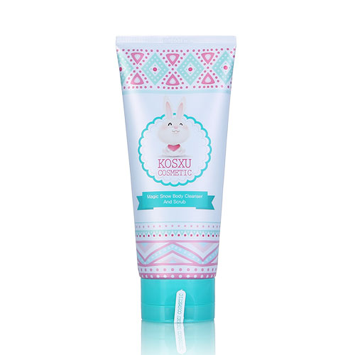 KOSXU Magic Snow Cleanser And Scrub