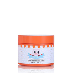 KOSXU VITAMIN BODY WHITENING CREAM